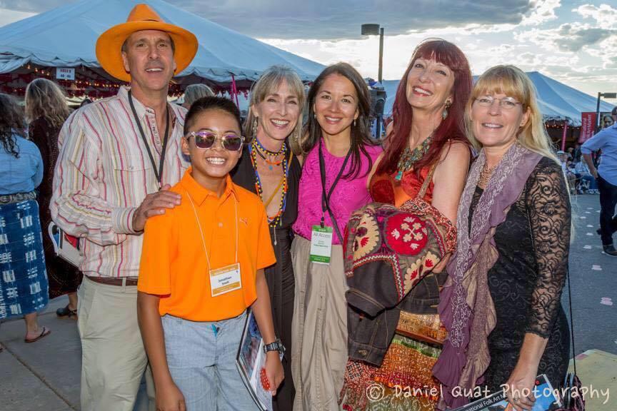 Internation Folk Art Festival, 2016, Santa Fe, NM.