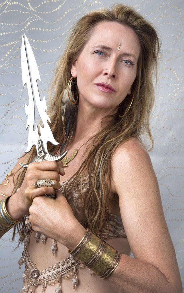 Julianne Parkinson, Massage Therapist and Warrior