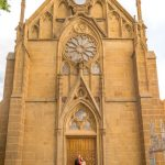 Santa Fe Destination Wedding, Daniel Quat Photographer, St. Francis Cathedral, Loretto Chapel, Inn at the 5 graces