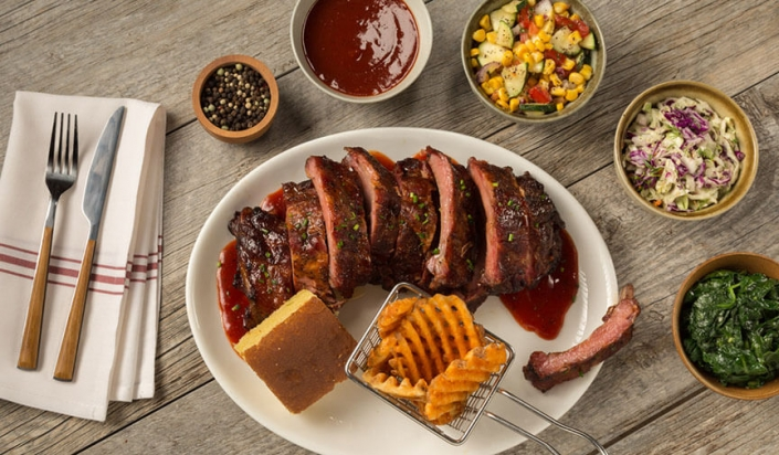 ribs food photography Santa Fe Daniel Quat