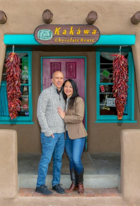 Portraits photographer in Santa Fe, NM