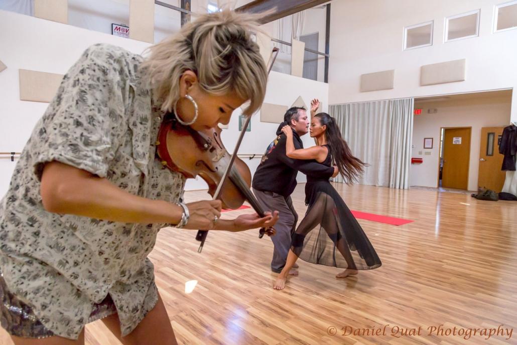 Santa Fe Dance Photographer