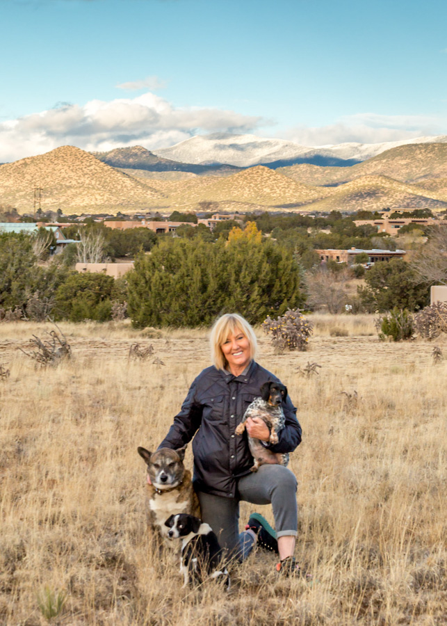 Santa Fe pet photography