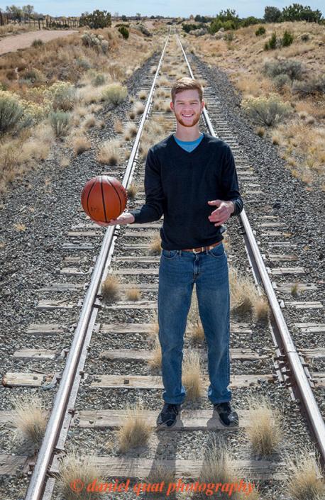 Senior Portrait Photography by Daniel Quat, Santa Fe Photographer