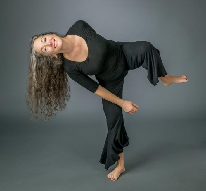 Yoga Portrait Photography by Daniel Quat, Santa Fe Photographer